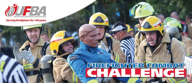 Firefighter Combat Challenge - North Island Competition