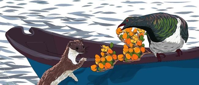 The Stoat the Kererū and The Karaka Berries: Auckland Fringe