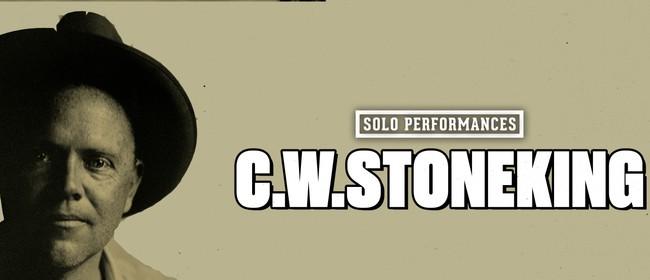 C.W. Stoneking, Solo Performance