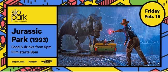 Silo Cinema: Jurassic Park