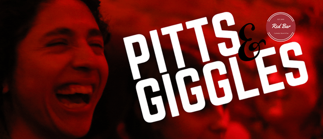 Pitts & Giggles Open Mic Comedy