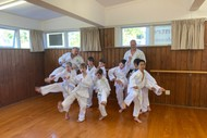 Little Tiger Karate classes