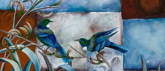Summer Flight - Paintings by Jayeta Valentine