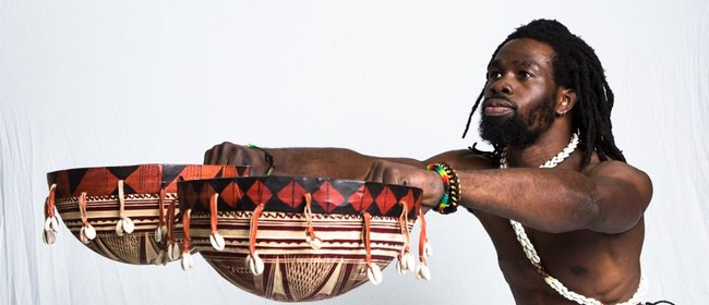 Easter Weekend Show - West African Music and Dance
