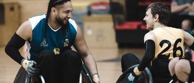 The BASH - Wheelchair Rugby