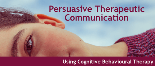 Persuasive Therapeutic Communication