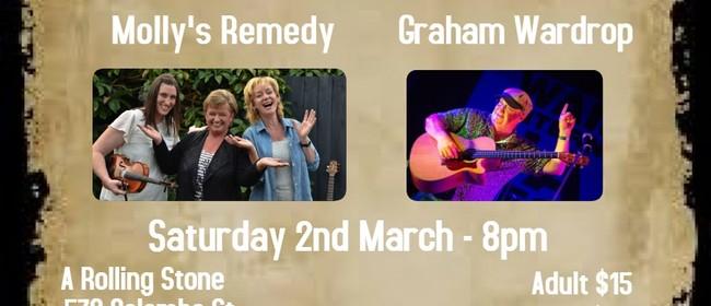 Molly's Remedy & Graham Wardrop in Concert