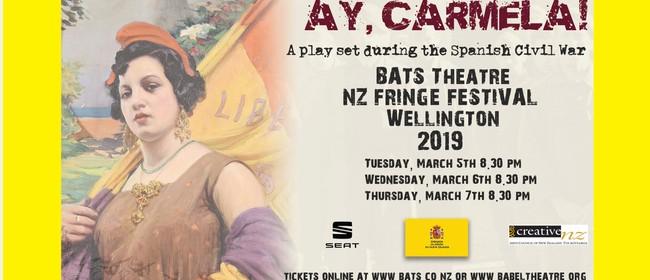 Ay Carmela - NZ Fringe Festival 2019