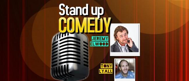 Jeremy Elwood & Tony Lyall
