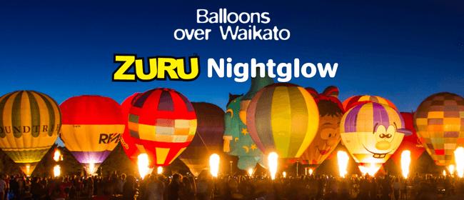 Zuru Nightglow - Balloons Over Waikato