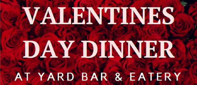 Valentines' Day Dinner