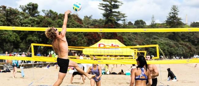 ACVC Summer Series: Beach Volleyball Training, Beginners: CANCELLED