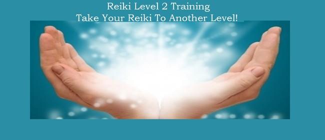 Reiki Level 2 Training - Usui Holy Fire III Reiki