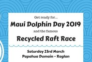 Seaweek - Maui Dolphin Day 2019 and The Recycled Raft Race