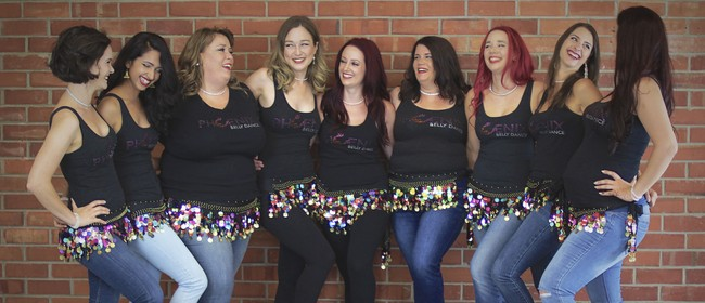 Ellerslie Belly Dance Classes for Beginners With Phoenix