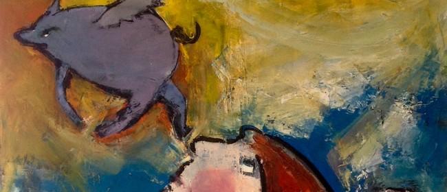 Tony Rumball - Selected Paintings