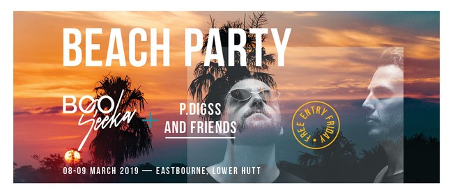 Wellington Beach Party