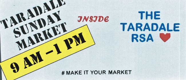 Taradale Sunday Market