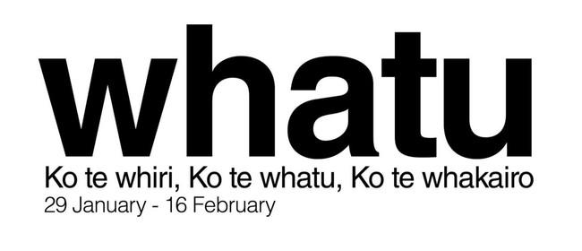 Whatu (To Weave) - Ko Te Whiri, Ko Te Whatu, Ko Te Whakairo