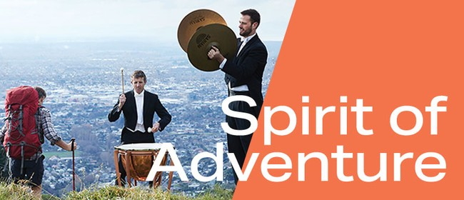 Lamb & Hayward Masterworks: Spirit of Adventure
