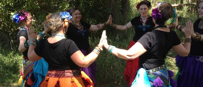 Beginners' Tribal Belly Dance Classes