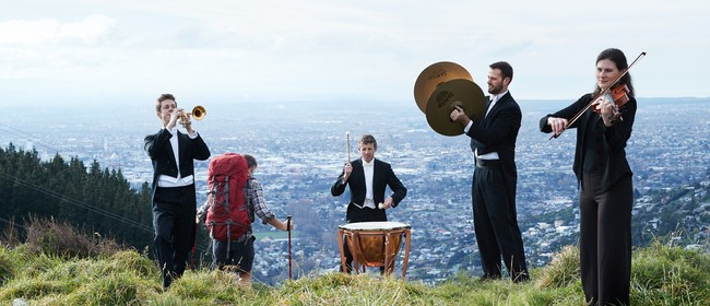 CSO Presents: Shapeshifter & the CSO: SOLD OUT