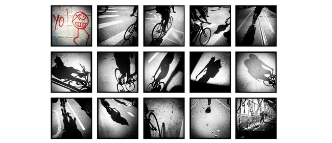 Messenger/Courier - Cycling Photography by Mark Seager