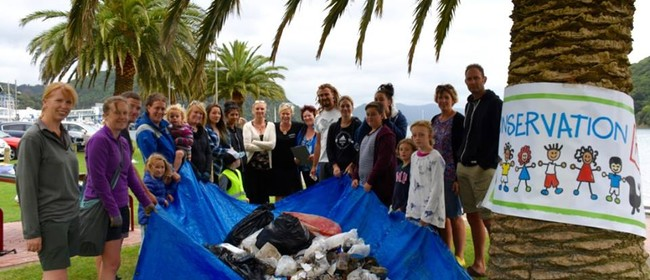 Massive Marlborough Clean-Up: Picton (Seaweek)
