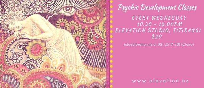 Psychic Development Classes