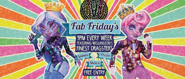 Fab Friday - Drag Show