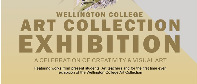 Wellington College Art Collection Exhibition – Opening Night