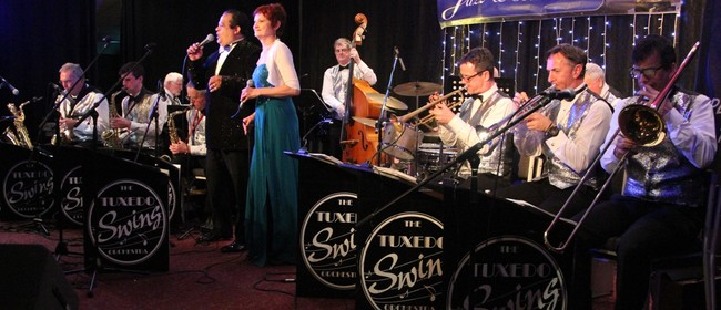 Tuxedo Swing and Mid-Block Party for Swing Dance Schools
