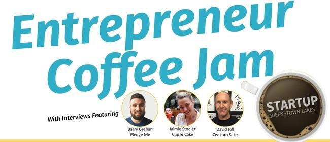 Entrepreneur Coffee Jam