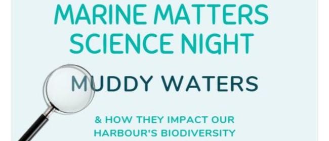 Marine Matters Seaweek Science Night