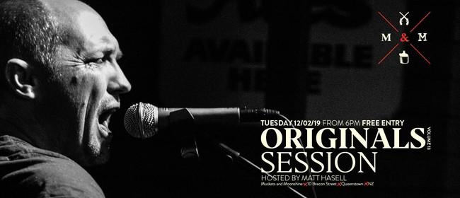 Originals Session Volume 13