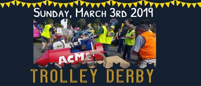 South Alive Trolley Derby and Children's Fun Day