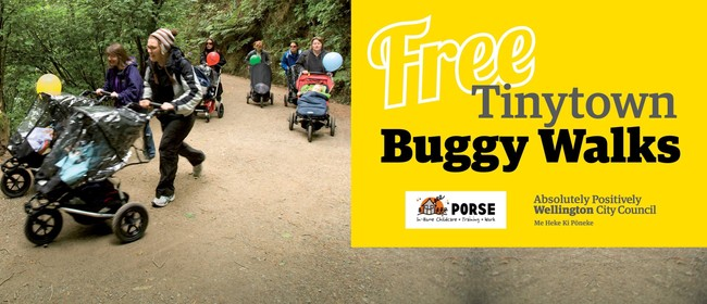 Tinytown Buggy Walk - Worser Bay