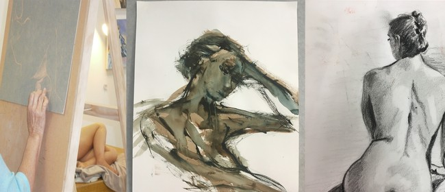 Life Drawing Mornings with Nell Nutsford