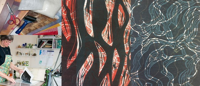 Creating Layers for Printmaking with Val Cuthbert