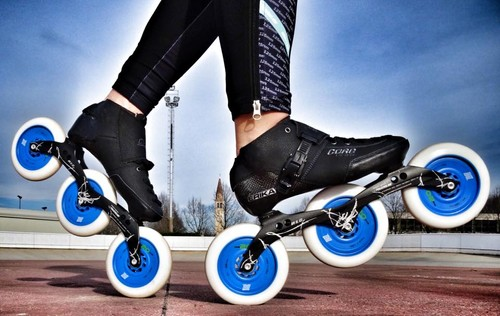 Learn to Skate – Speed