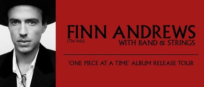 Finn Andrews (of The Veils), With Band & Strings: Haumoana