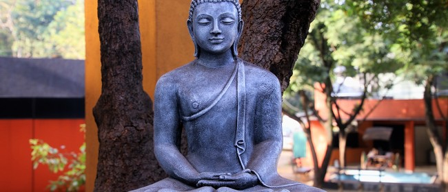 Buddhism with Meditation 5-week Course