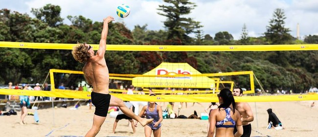 ACVC Summer Series: Beach Volleyball Training, Beginners