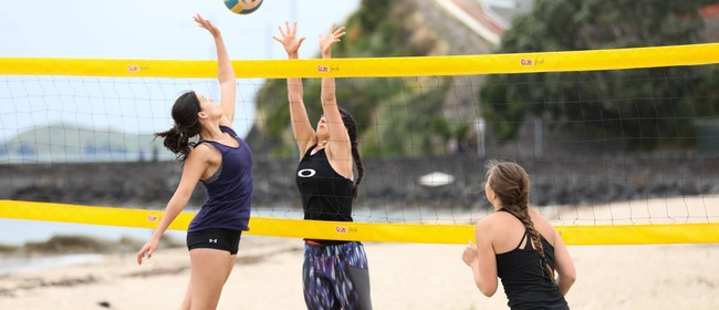 ACVC Summer Series: Beach Volleyball Training, Intermediate