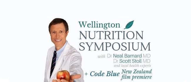 Nutrition Symposium Dr Neal Barnard (USA) + Movie + Dinner!