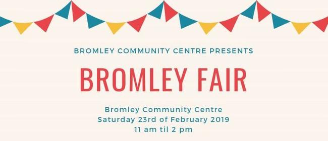 Bromley Community Fair