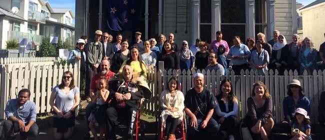 Dunedin Race Relations Week - Celebrating Colours