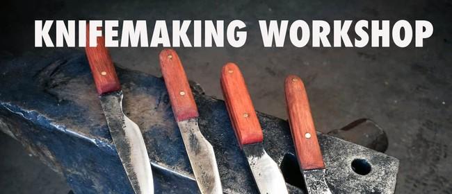 1-day Knifemaking Workshop: CANCELLED