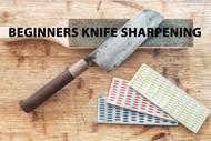 Beginners - Knife Sharpening Evening Class