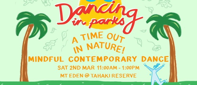 Mindful Contemporary Dance - Dancing In Parks